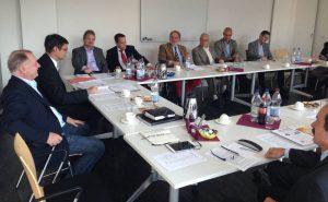 Bundesverband Fachgruppe Uhren November 2013