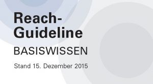 Reach Guideline Basiswissen
