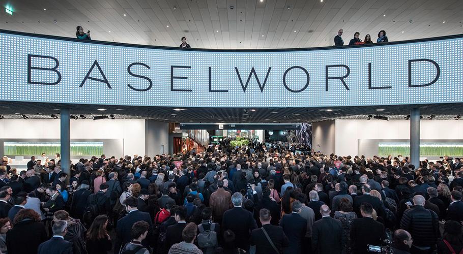Pressemitteilung zur Baselworld 2017