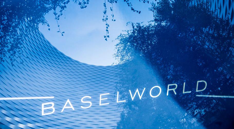 Baselworld auch kleiner in der Fläche