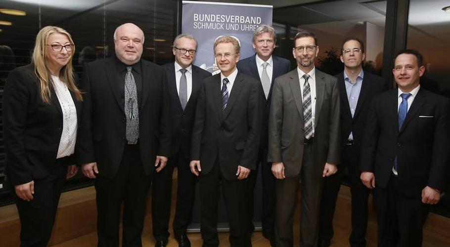 Mitgliederversammlung des BV Schmuck + Uhren am 11.02.2015