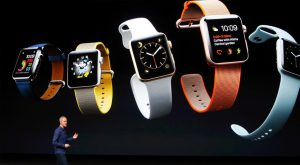 Apple Watch überholt Schweizer Uhren