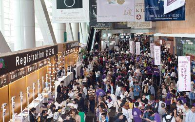 Deutscher Gemeinschaftsstand auf der Hong Kong International Jewellery Show 2019