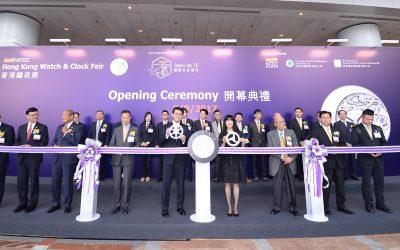 Hong Kong Watch & Clock Fair meldet Ausstellerrekord