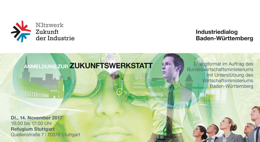 Zukunftswerkstatt für junge Beschäftigte in Stuttgart