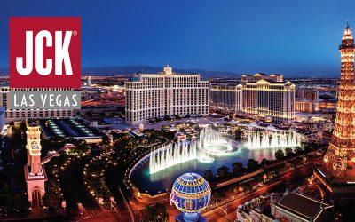 Geförderter Gemeinschaftsstand auf der JCK Las Vegas 2018