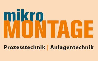"""Programmhinweis zur Fachtagung """"mikroMONTAGE"""" 2018 – BV Mitglieder erhalten 10% Rabatt"""