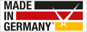 Made in Germany Uhren Siegel des BV Schmuck und Uhren