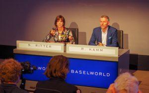 Abschlusspressekonferenz Baselworld 2018Abschlusspressekonferenz Baselworld 2018