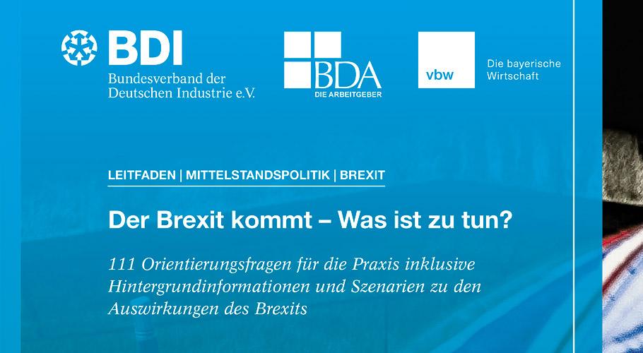 Brexit-Leitfaden des BDI