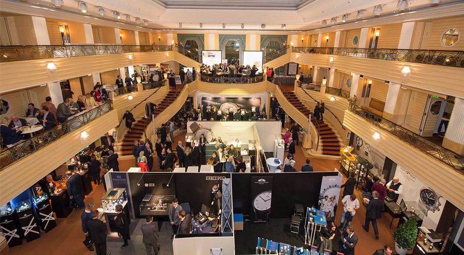 MUNICHTIME 2018:Die Welt der feinen Uhrenim Münchner Bayerischen Hof