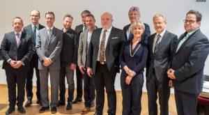 Mitgliederversammlung Vorstand 2019