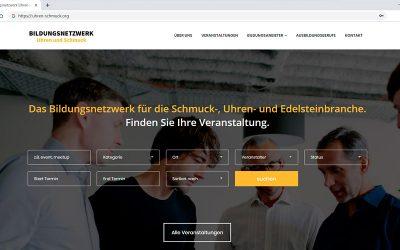 Verbände starten virtuelles Bildungsnetzwerk Uhren und Schmuck (BUS)