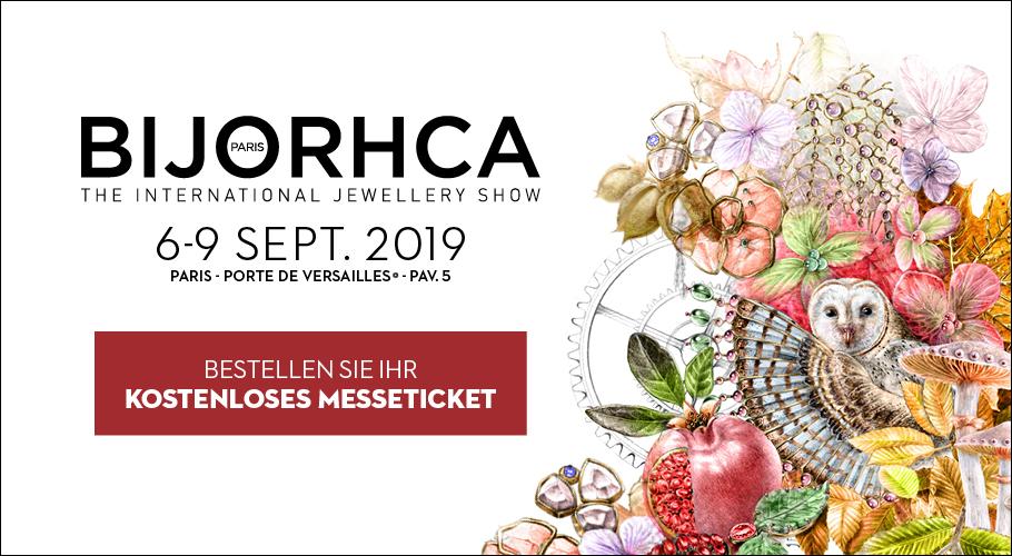 Neuer Schwung für die Bijorhca Paris im September 2019