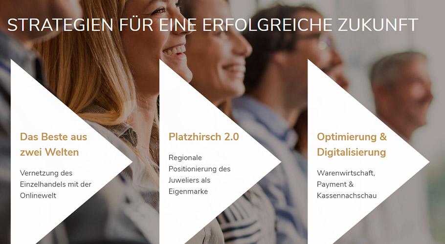 Juwelierkongress 2019 vom 6. bis 8. Oktober 2019 in Pforzheim