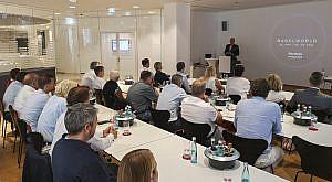 Baselworld Veranstaltung mit Michel Loris-Melikoff