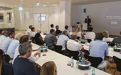 Baselworld Informationsveranstaltung beim BV Schmuck und Uhren