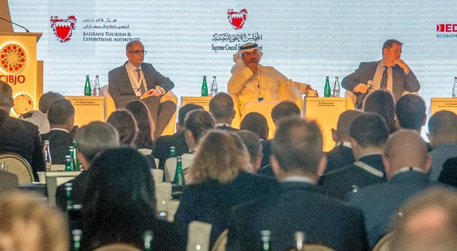CIBJO-Kongress 2019 in Bahrain: Präsidium und Vorstand neu gewählt