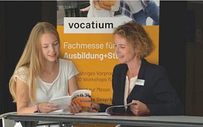 Der persönliche Kontakt im Fokus: vocatium Nordschwarzwald 2020