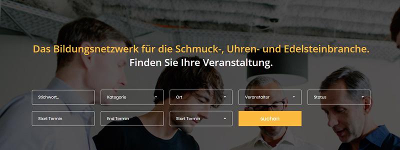 BV Schmuck udn Uhren Aus- und Weiterbildung