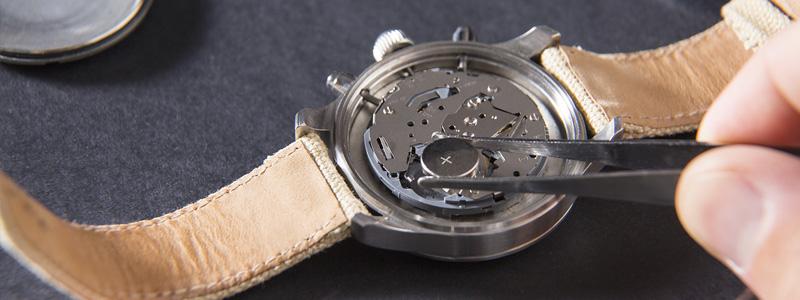 BV Schmuck und Uhren CE Gesetzgebung und Batterieverordnung