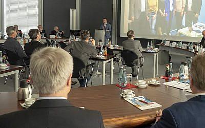 Mitgliederversammlung 2020 des BV Schmuck und Uhren