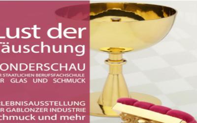 LUST DER TÄUSCHUNG Sonderschau bis 03.10.2020