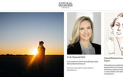 Umbenennung der Diamond Producers Association in Natural Diamond Council