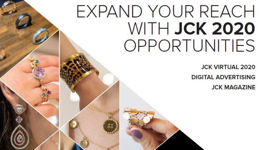 JCK Virtual vom 10. bis 14. August Online