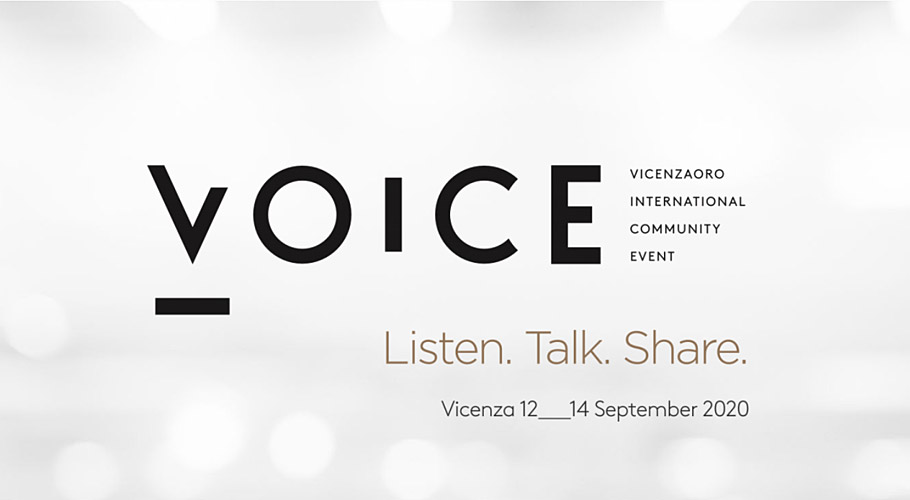 """Keine Vicenzaoro, dafür neues Format """"Voice"""""""