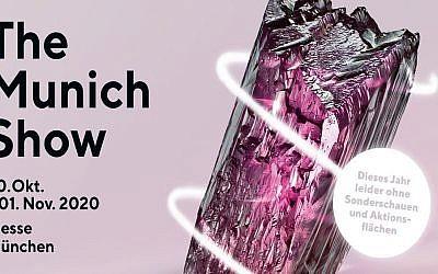 Online-Ticketverkauf der GEMWORLD MUNICH 2020 ist eröffnet