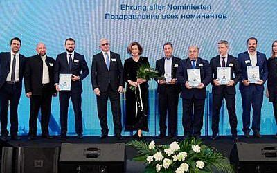 Alexander Shorokhoff gewinnt den Otto-Wolff-von-Amerongen-Mittelstandspreis