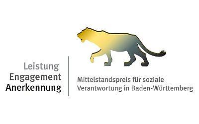 Mittelstandspreis für soziale Verantwortung in Baden-Württemberg Leistung – Engagement – Anerkennung 2021 (Lea-Mittelstandspreis)