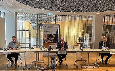 Mitgliederversammlung des BVSU: Präsident Uwe Staib im Amt bestätigt